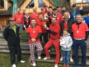 Osyčinský RYDER CUP 7.10.2017 vyhráli ČERVENÍ