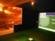 Sezóna na golfu pokračuje na indoor simulátoru aboutGolf