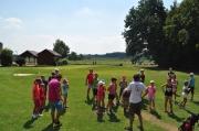 Dětské golfové tréninky - nábor začátečníků