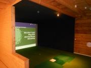 Nový golfový simulátor AboutGolf v provozu!