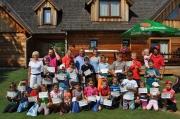 Minulý týden proběhl golfový příměstský tábor na Osyčině