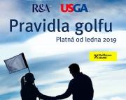 Nová pravidla golfu platná od roku 2019