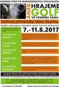 Dětský tábor 7.-11.8.2017